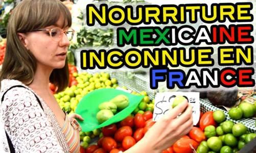 Sortie au marché mexicain