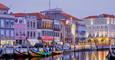 Régions de Porto