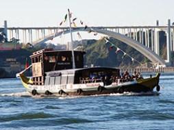 croisière des 6 Ponts à Porto
