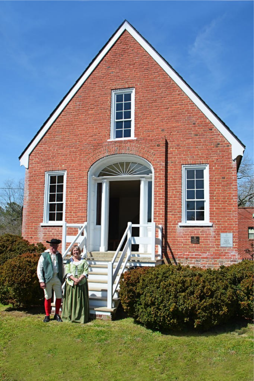 Walk in the Footsteps of Colonial Americans on Virginia's Eastern Shore
