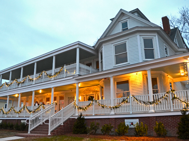 Traditional + Quirky: The Holidays on VA's Eastern Shore