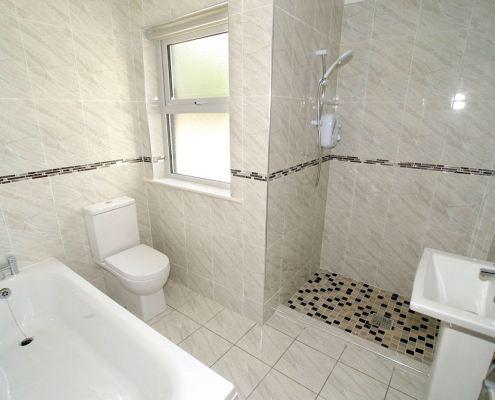 Bridgetown Cottage Kerrykeel - bathroom