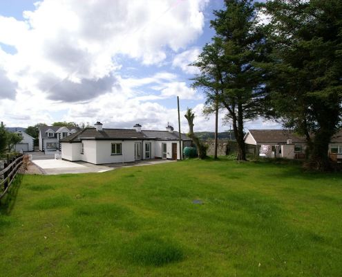 Bridgetown Cottage Kerrykeel - large garden to rear