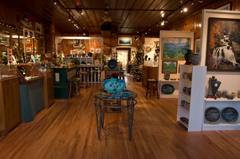 Visit Floyd Virginia  Shopping