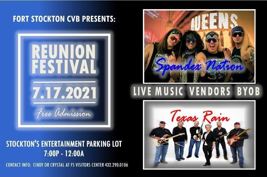 Reunion Festival
