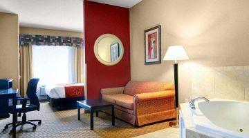 Modern Spacious Rooms