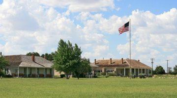 Modern Fort Stockton