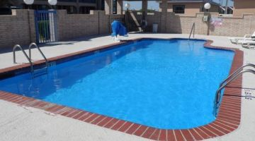 Cool Off in an Outdoor Pool