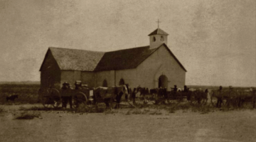 St. Joseph Church circa 1880's
