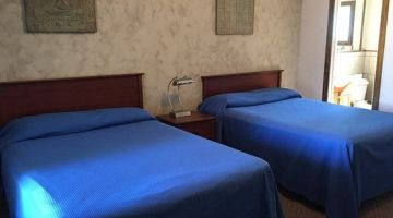 Single or Double Rooms are avaliable
