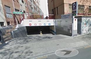 Parking Granada HH Maristas