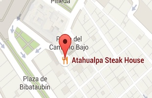 Atahualpa Steak House Granada