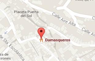 Damasqueros Granada
