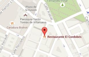 Meson el Cordobes Granada