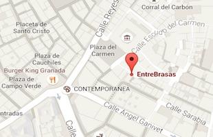 Entrebrasas Granada