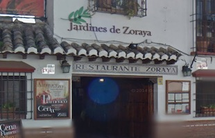 Granada Jardines de Zoraya