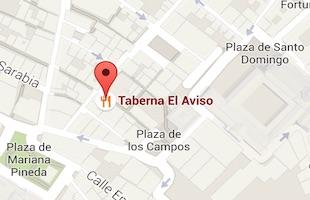 Taberna El Aviso Granada