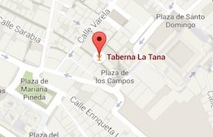 Taberna La Tana Granada