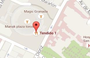 Tendido 1 Granada