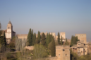 Towers Alhambra