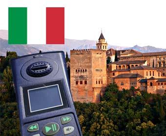 Italian Audioguide Alhambra