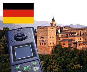 Alhambra Audioguide German Tour