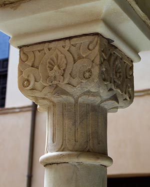 Column House of Zafra