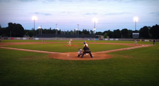 Guelph Royals Baseball by Ted Mahy