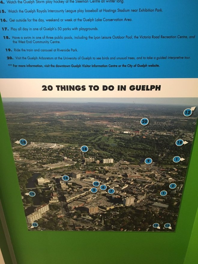 20 things to do in Guelph