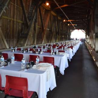 Hartland Covered Bridge NB - Dinner and DancE