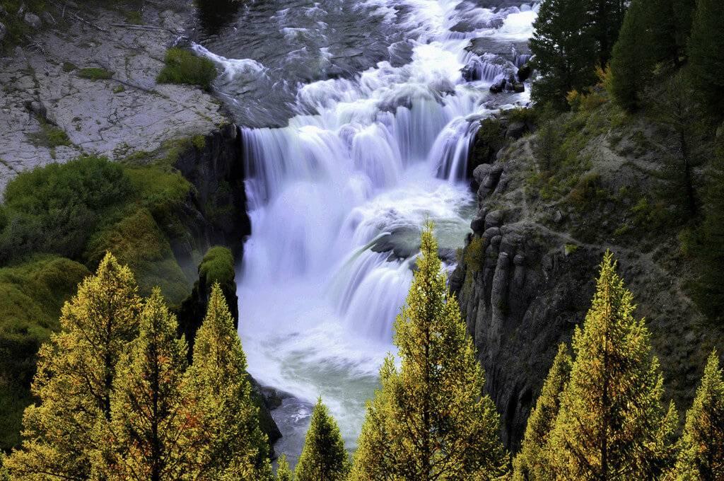 Road Map to Idahos Fall Foliage  Visit Idaho