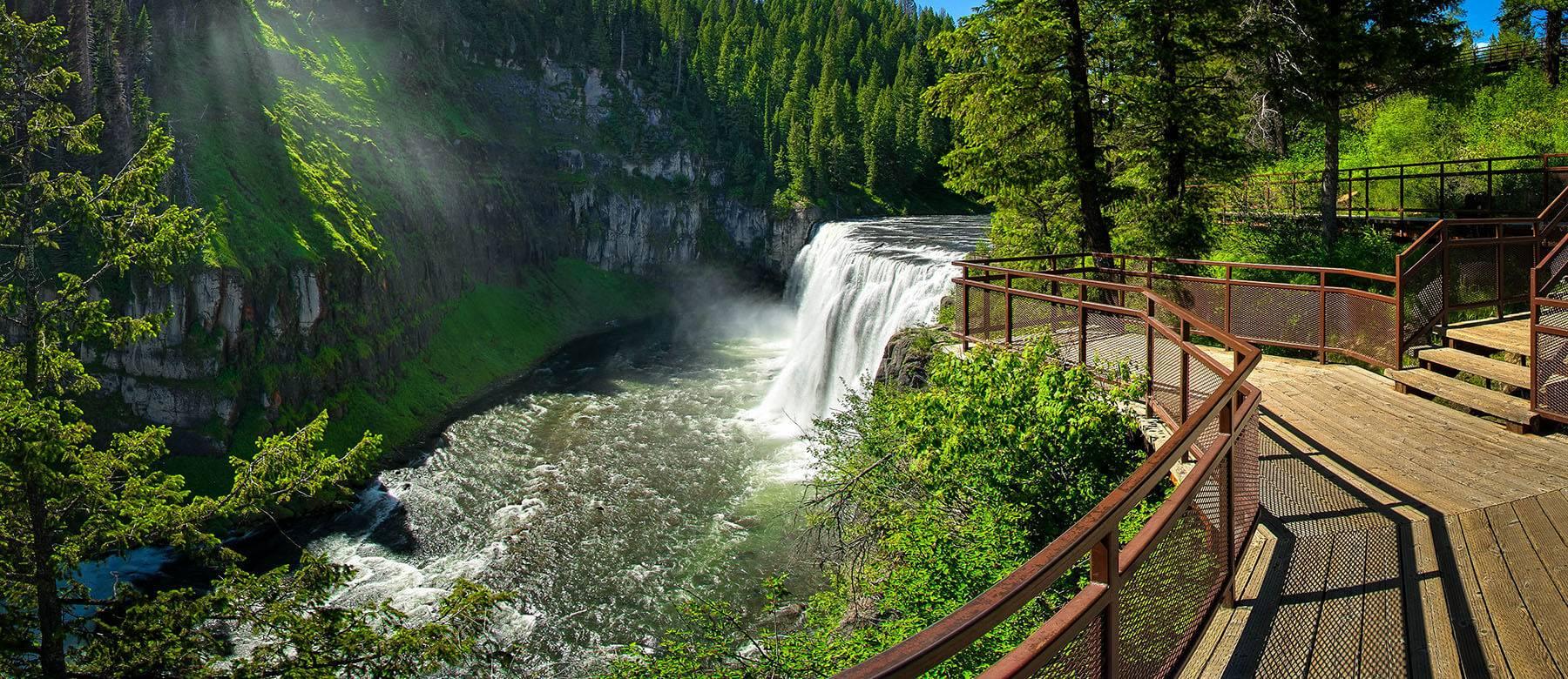 Idaho Natural Attractions  Visit Idaho