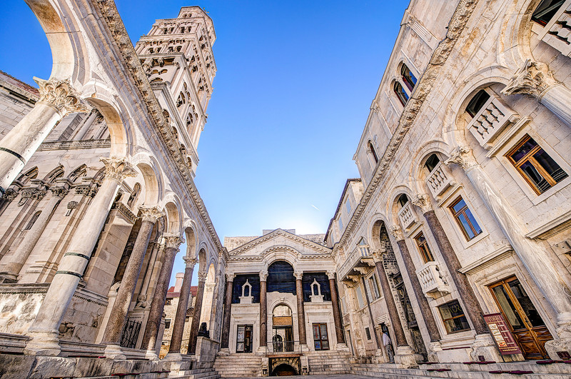 Image result for The Peristyle in Split