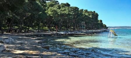 Marjan beaches