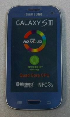 Chinese Samsung Galaxy SIII
