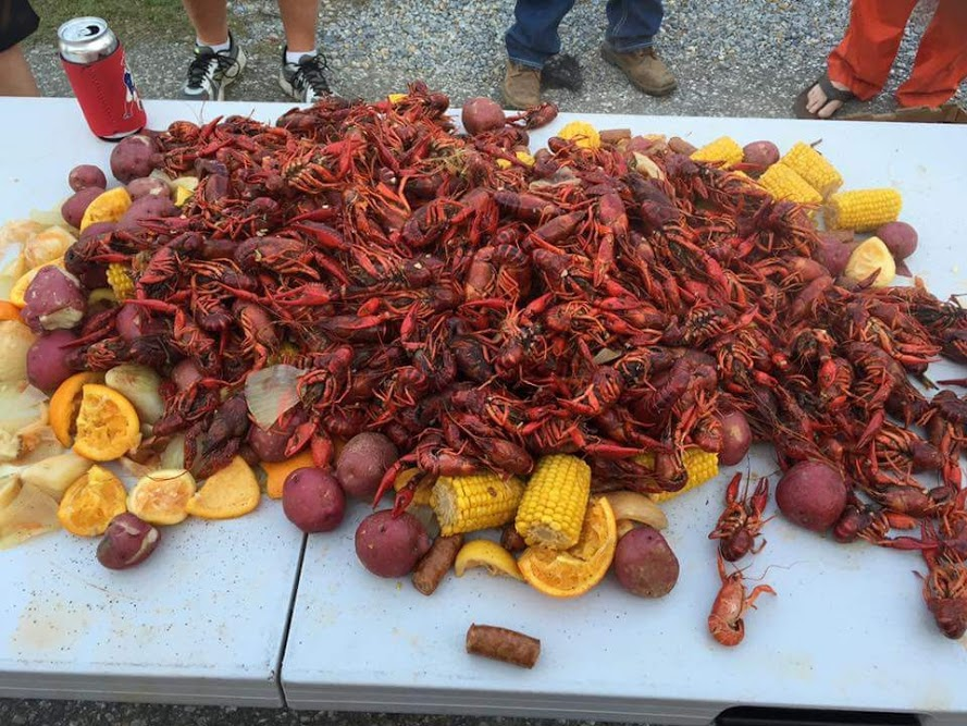5th Annual Crawfish Boil 2016