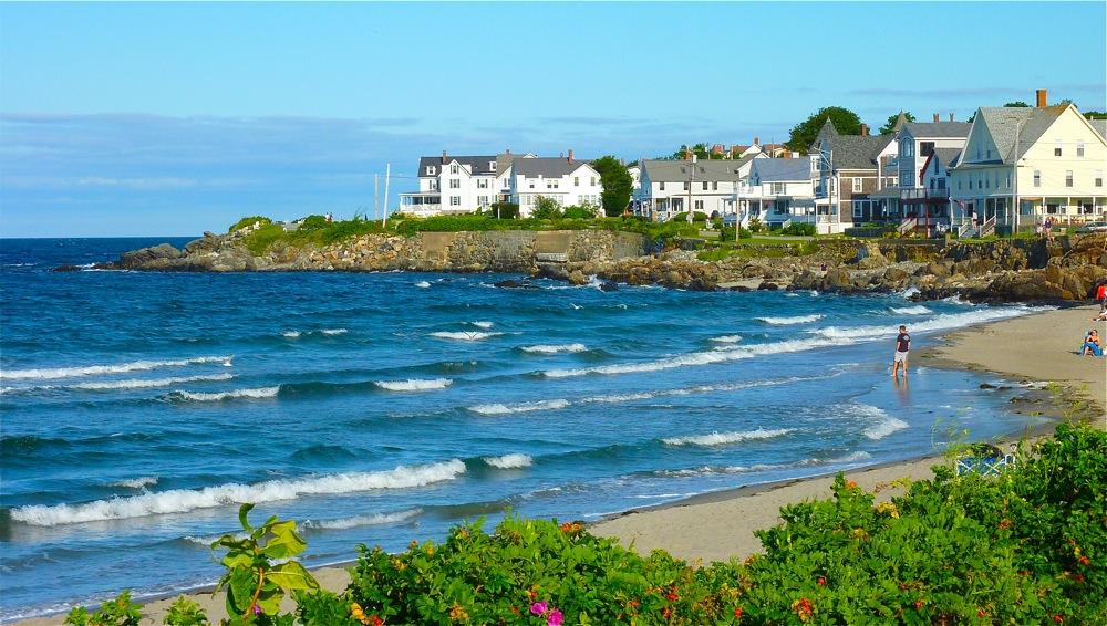 Short Sands Beach York Beach Maine A Perfect Summer Companion The Thrifty New England Traveler