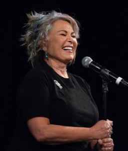 Roseanne Barr at the Gobbler Theater