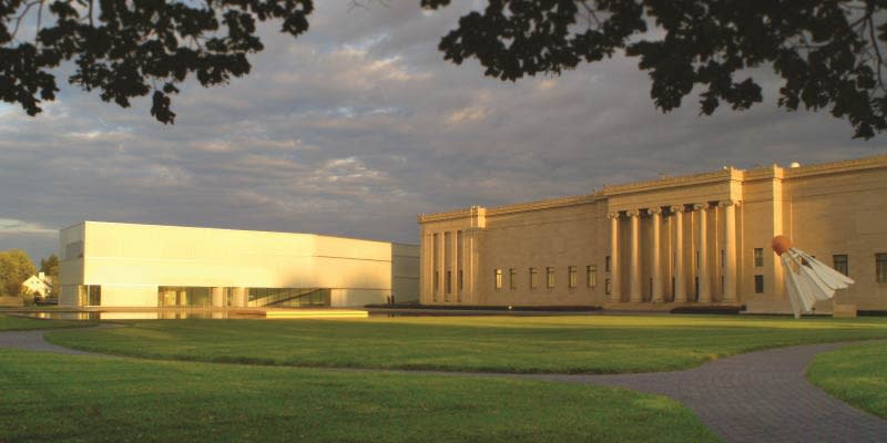 The Nelson Atkins Museum Of Art Visit KC