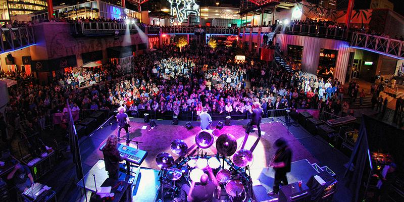 VooDoo Steakhouse Rooftop Nightclub - Rio Las Vegasnew year