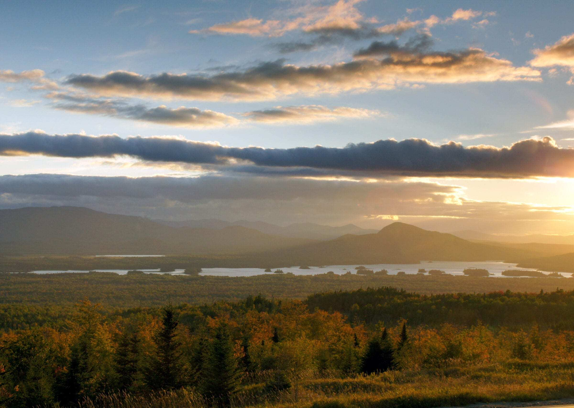 Attean Lake, Attean Township, Maine