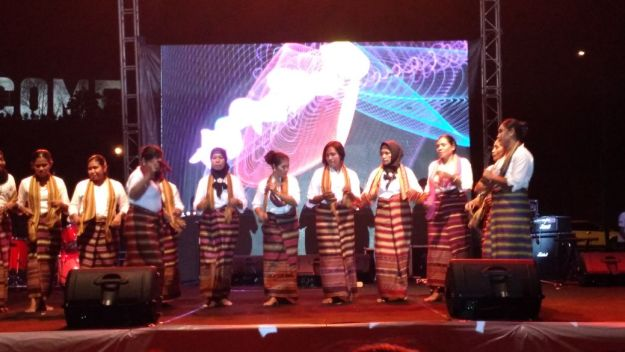 Border Stage Festival Welcome to Batam - The Beauty in Diversity