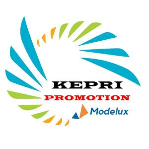 Logo Kepri Promotion Modelux Digital Multimedia Explore Indonesia
