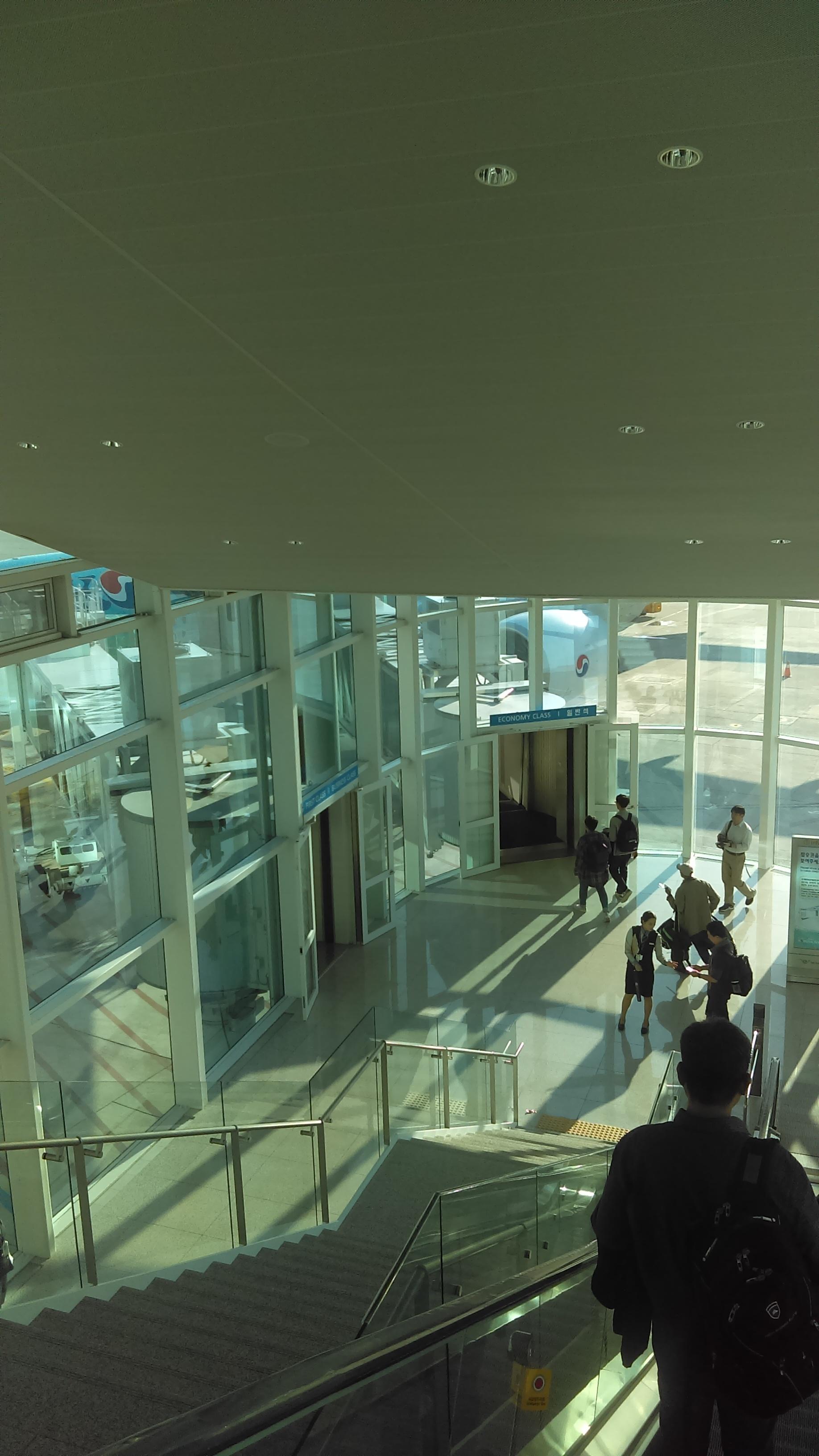 首爾仁川國際機場第二航廈 T2