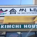Somseeneh Kimchi House on Pico