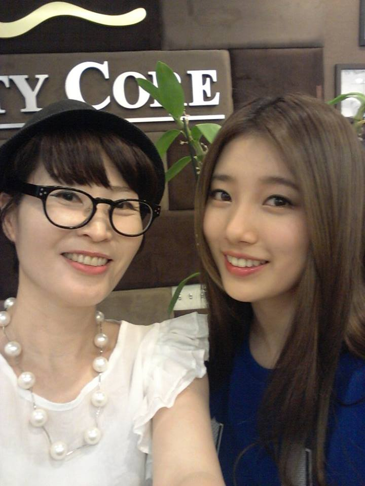 Suzy Bae in Koreatown LA