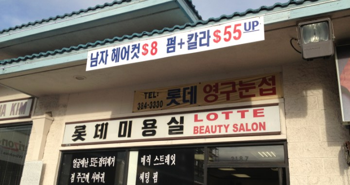 Lotte Hair Salon