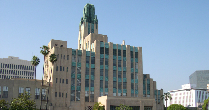 Bullocks Wishire: Art Deco Building in Los Angeles