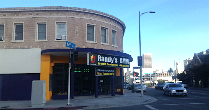 Randy's Gym: 6th Street Kickboxing Center