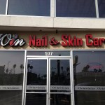 Win Nails in Koreatown